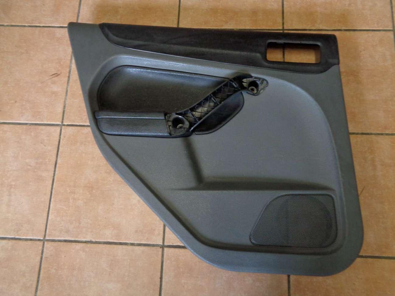 Ford Focus DA3 Türverkleidung Türpappe Hinten Links 4M51-A27407-B