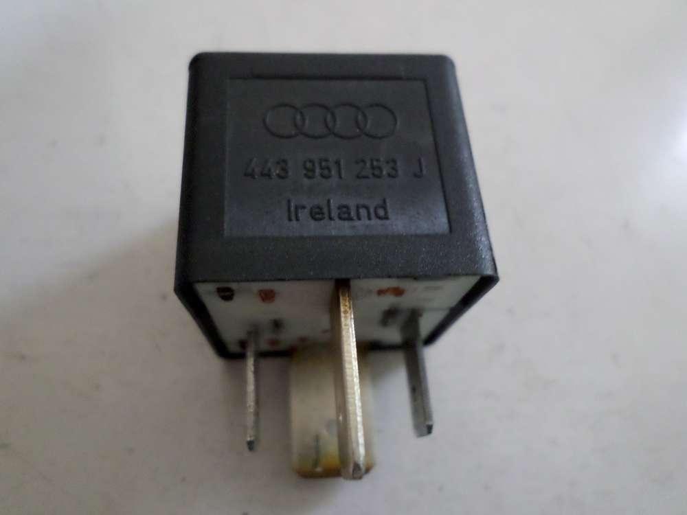 VW Audi Relais Relay Nr.213 443951253J