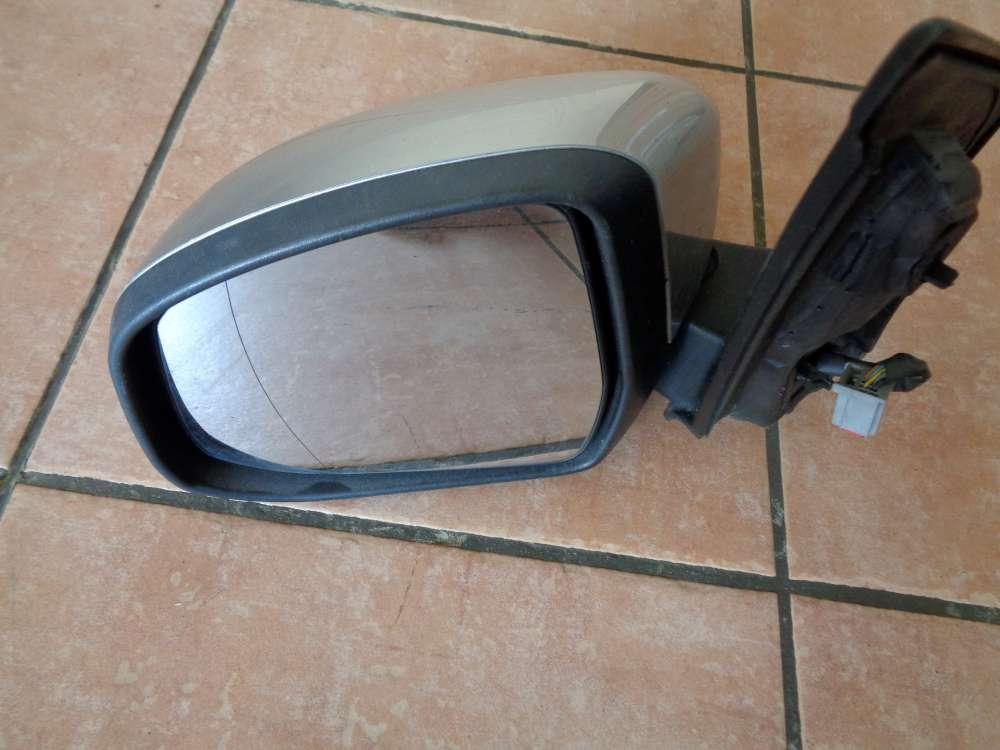 Ford Focus II 2 DA3 Elek Außenspiegel Seitenspiegel links Grau Farbcode: O3