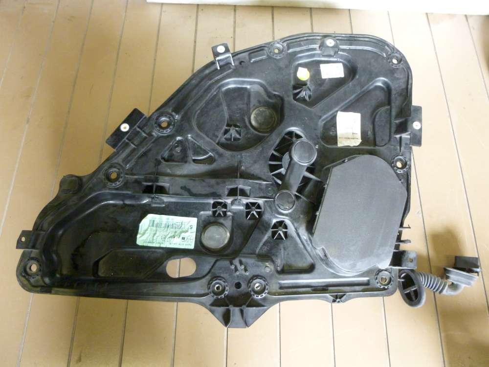Ford Fiesta Bj:2004 Fensterheber Hinten Rechts Beifahrerseite M2S61A24994AP