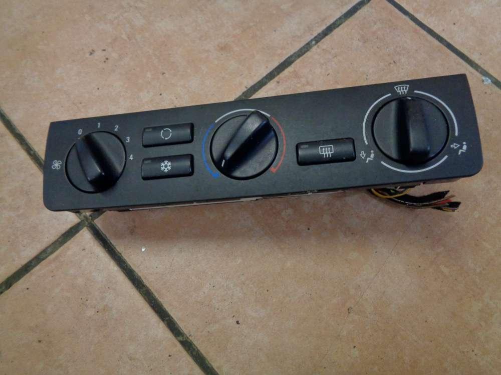 BMW 3er E46 Limousine Bedienteil Klimaanlage Heizung 6907898