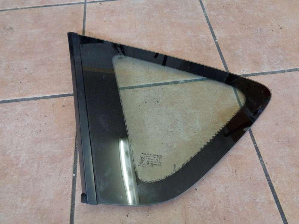 Mazda 3 BK Bj:2004 Seitenscheibe Dreieck Scheibe Hinten Links
