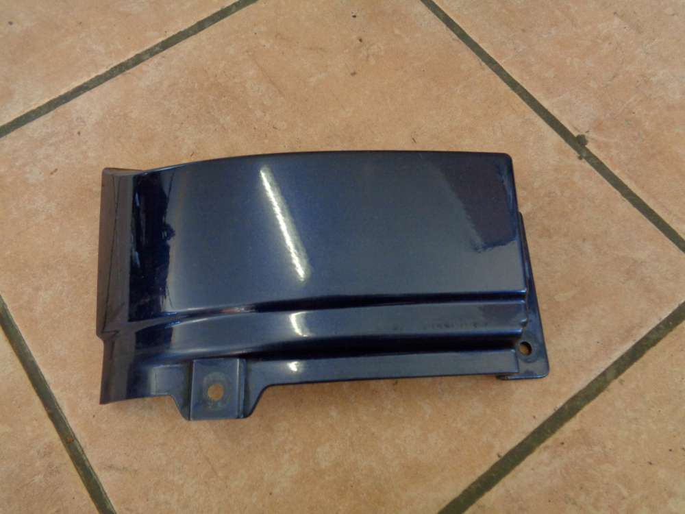 Opel Zafira A Bj:2001 Blende Abdeckung Verkleidung Hinten Links 90580803 Farbcode Z282 Polarmeerblau