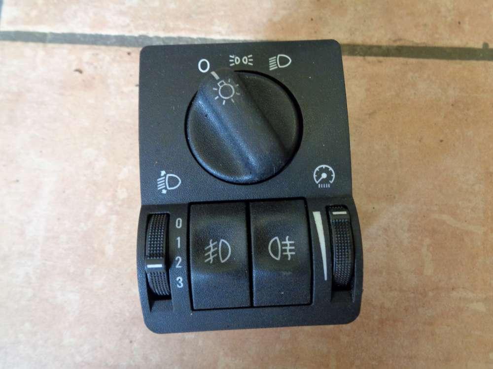 Opel Zafira A Lichtschalter Schalter Nebelscheinwerfer Licht 09133249