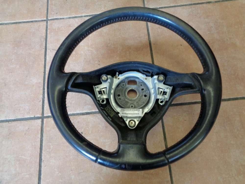 Seat Leon 1M Lederlenkrad Lenkrad 1J0410091AE