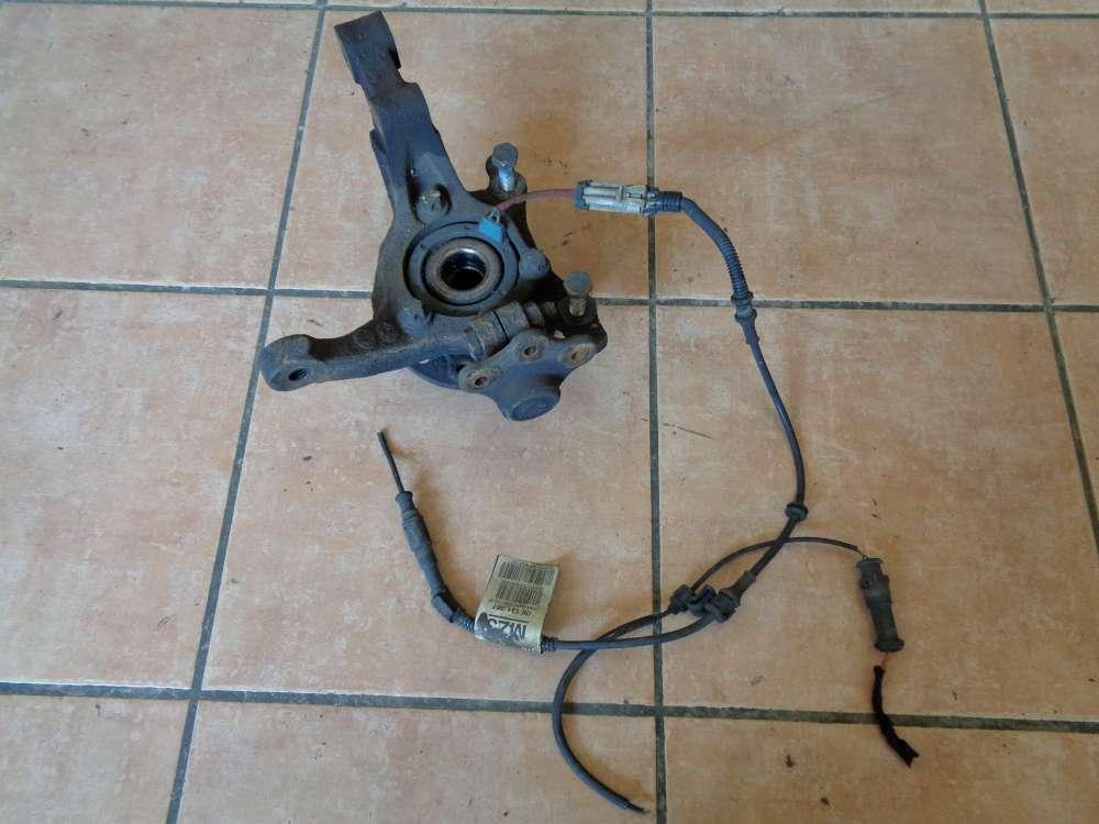 Opel Zafira A Bj:2001 Radnabe Achsschenkel Vorne Links mit ABS Sensor 09131387