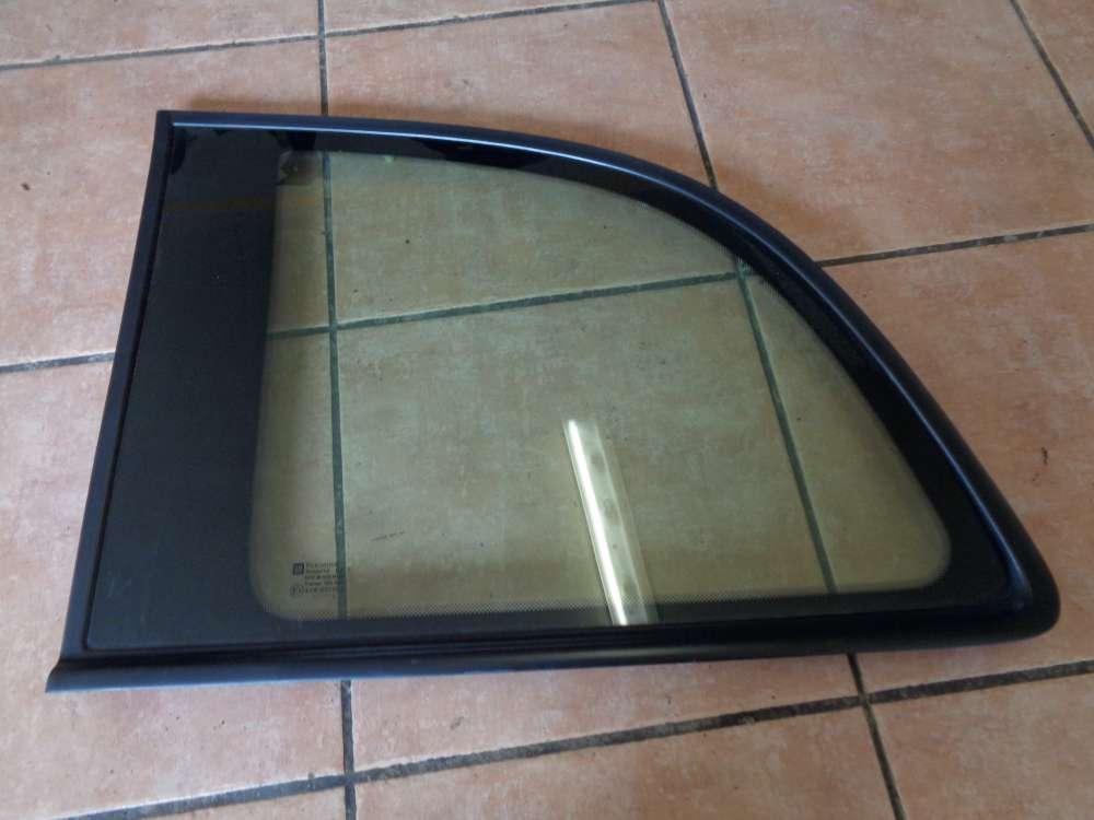 Opel Zafira A Seitenfenster Seitenscheibe Hinten Links