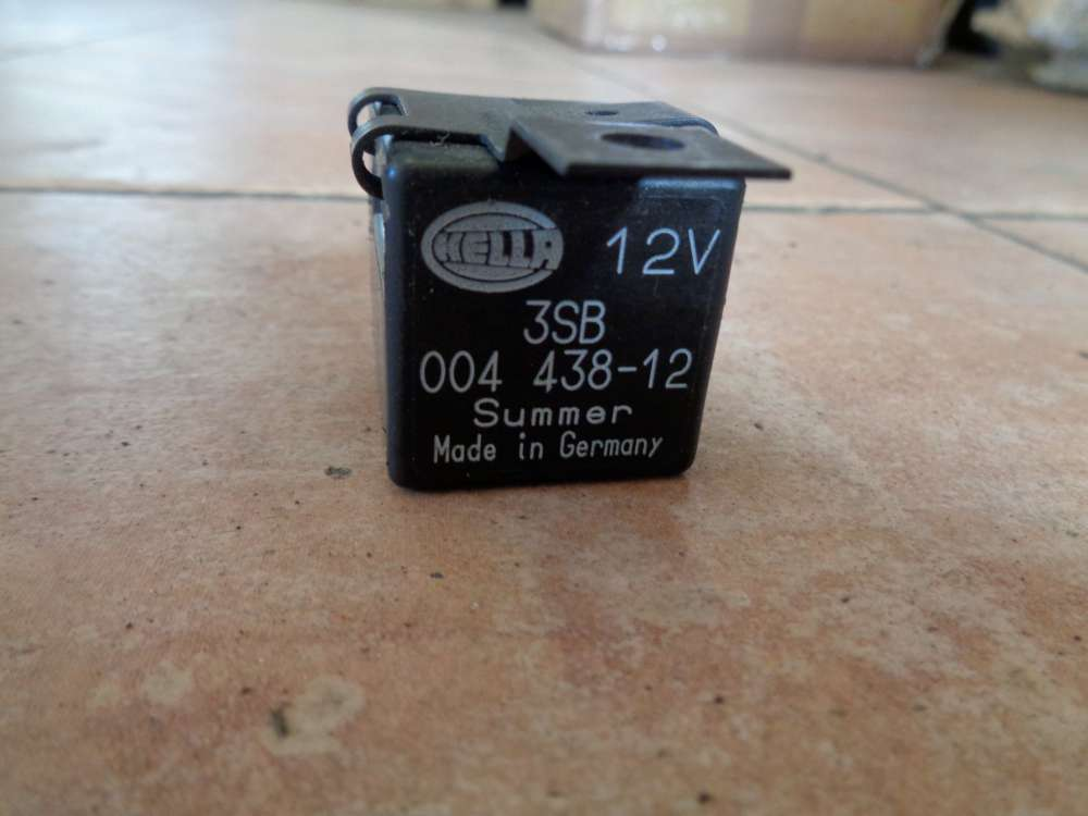 Opel Zafira A Bj:2001  Relai Summer 12V 3SB004438-12