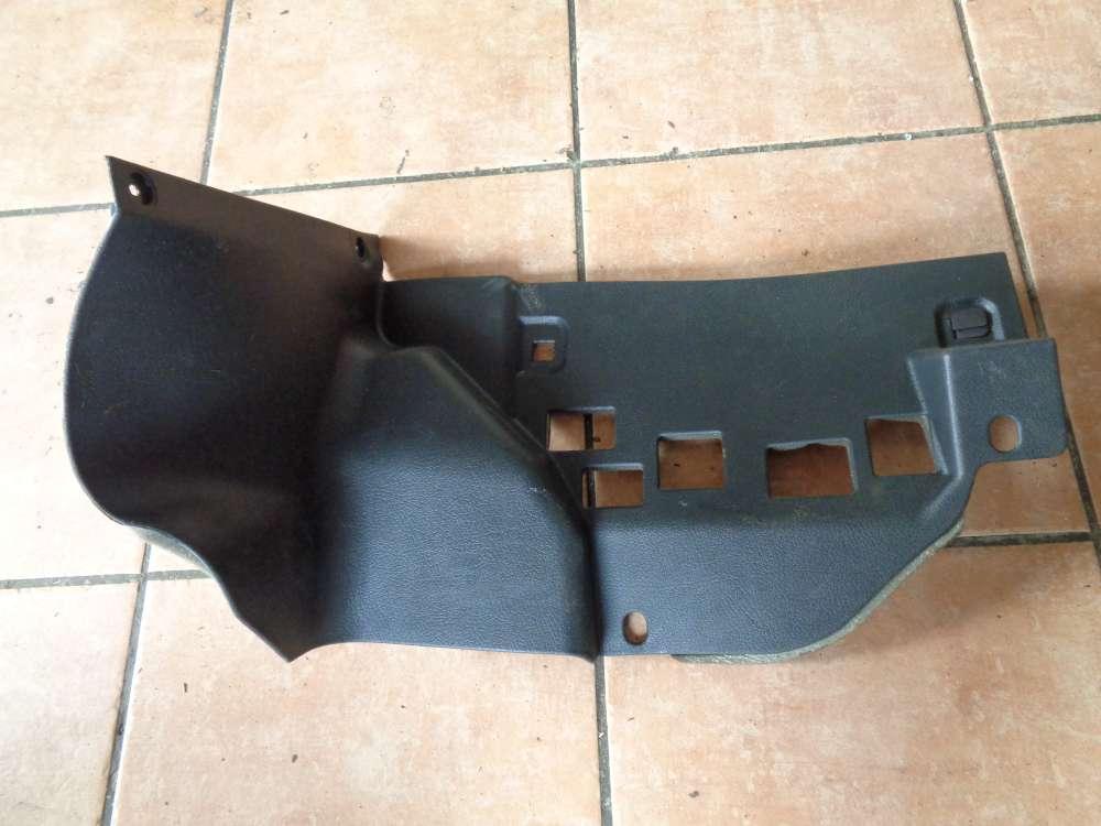 Opel Zafira A Abdeckung Verkleidung Rechts 09133577