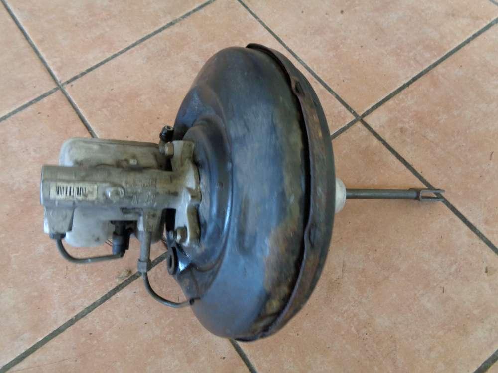 Opel Zafira A Bremskraftverstärker mit Hauptbremszylinder  90498034