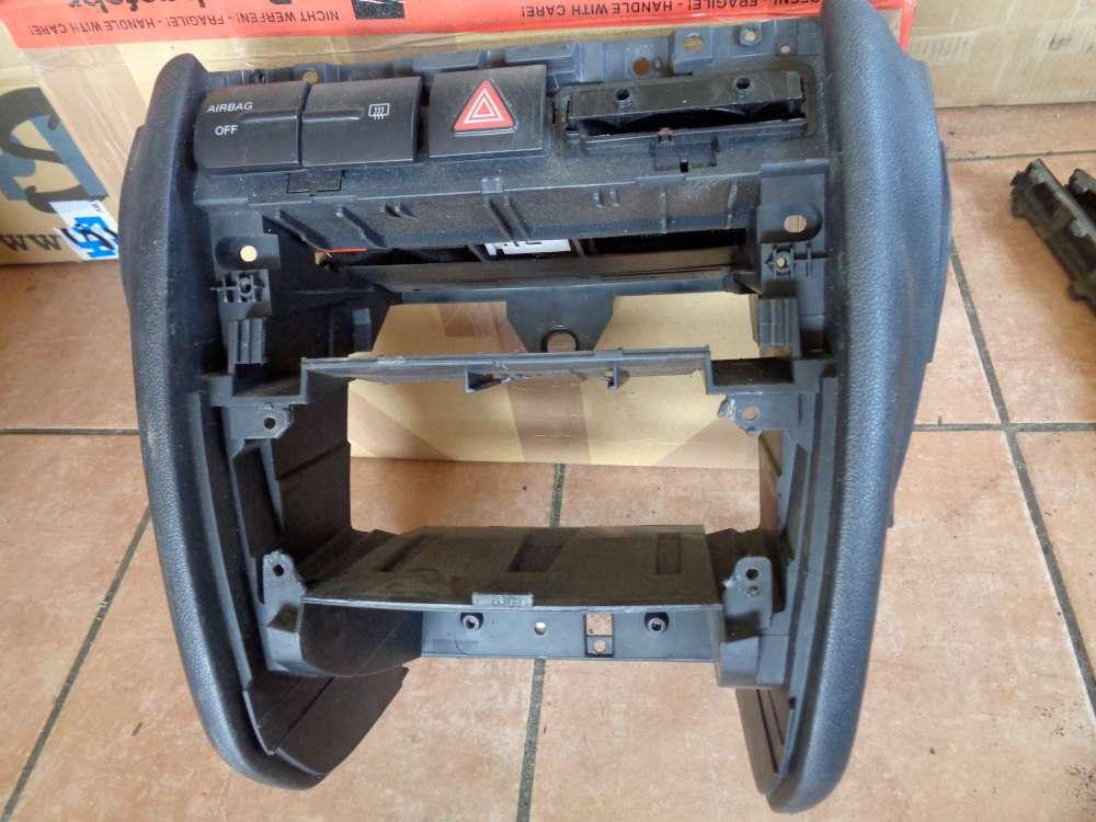 Seat Leon 1M Verkleidung Blende Mittelkonsole 1M0863243