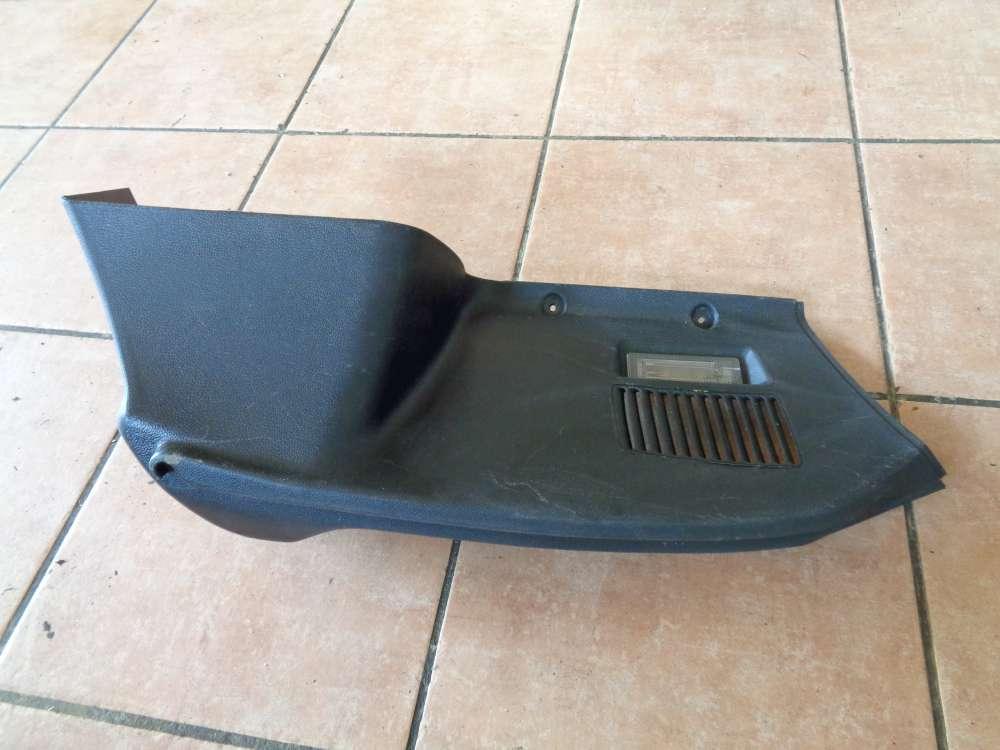 Seat Leon 1M Seitenteile Hutablage Verkleidung Hinten Links 1M6867761