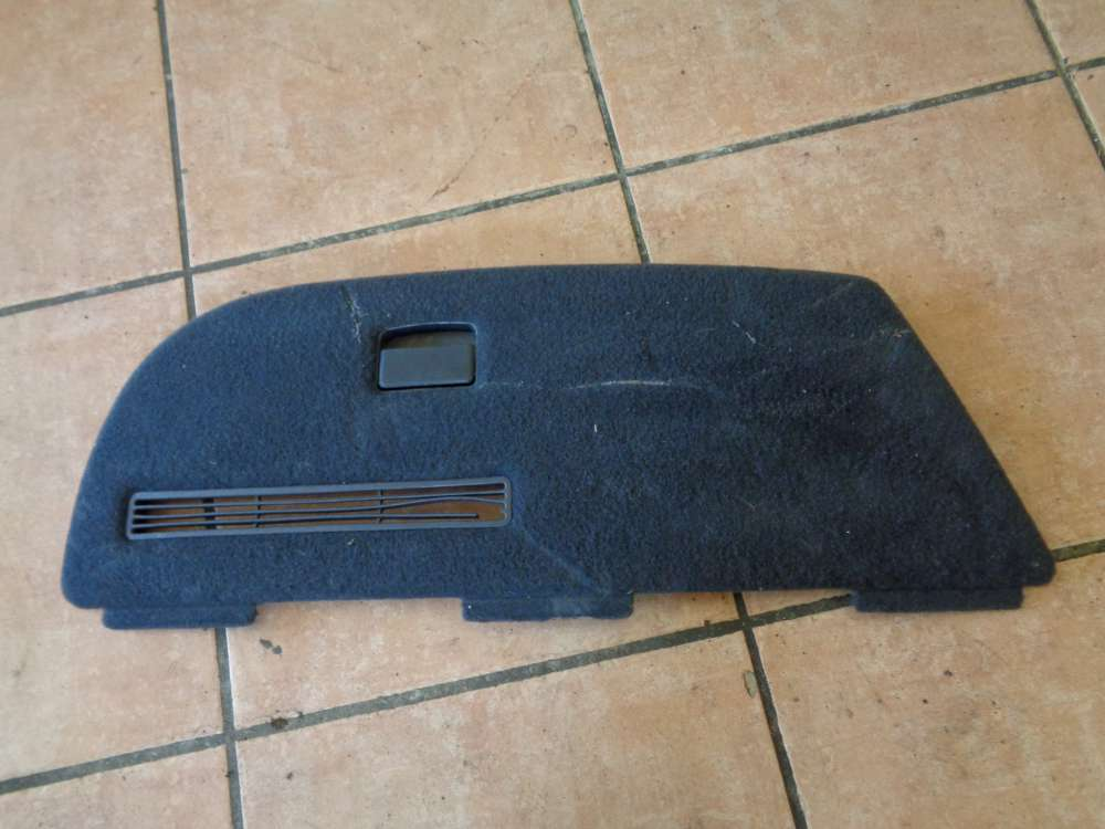 Audi A3 8L Bj:1998 Wartungsdeckel Abdeckung Verkleidung Kofferraum Links 8L0863989