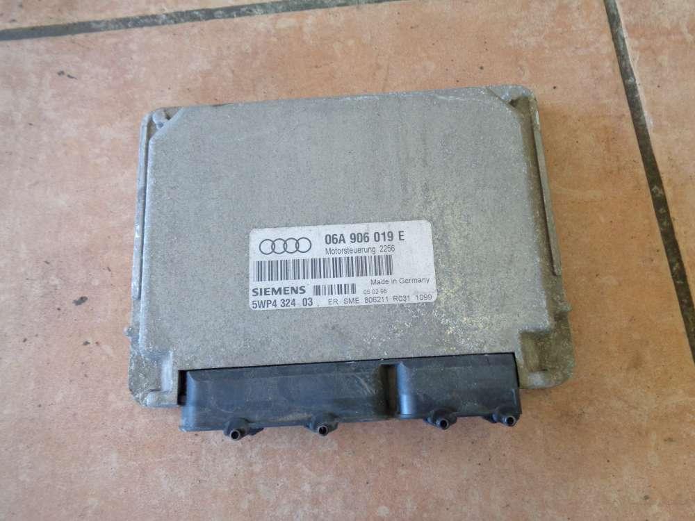 Audi A3 8L Bj:1998 Motorsteuergerät Steuergerät 06A906019E