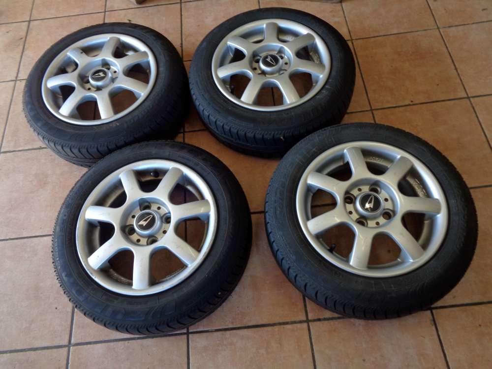 4 x Alufelgen mit Reifen für  Daihatsu Fulda EcoControl Sommerreifen  155 65 R13 73T  5.5Jx13H2 ET38