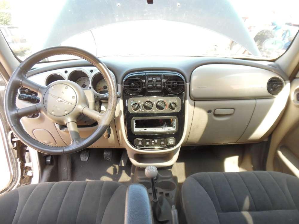 Chrysler PT-Cruiser Bj:2001 Armaturenbrett Cockpit Ohne Einbauteile