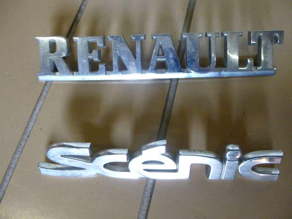 Renault Scenic  Emblen