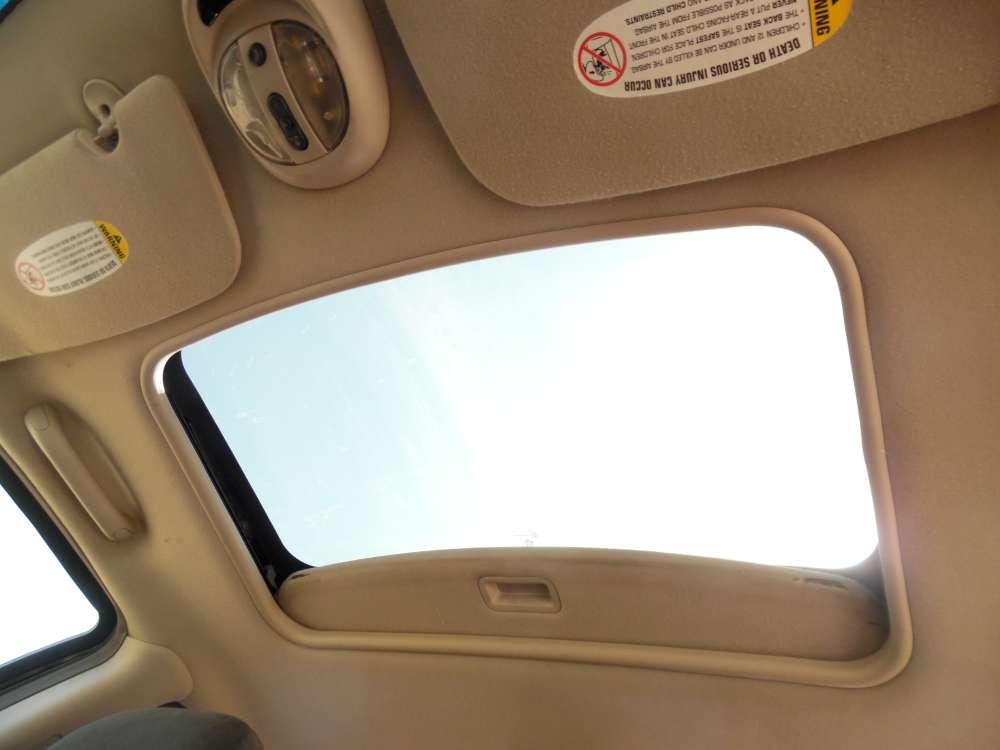 Chrysler PT-Cruiser Bj:2001 Schiebedach Glas Elektrisch Dach