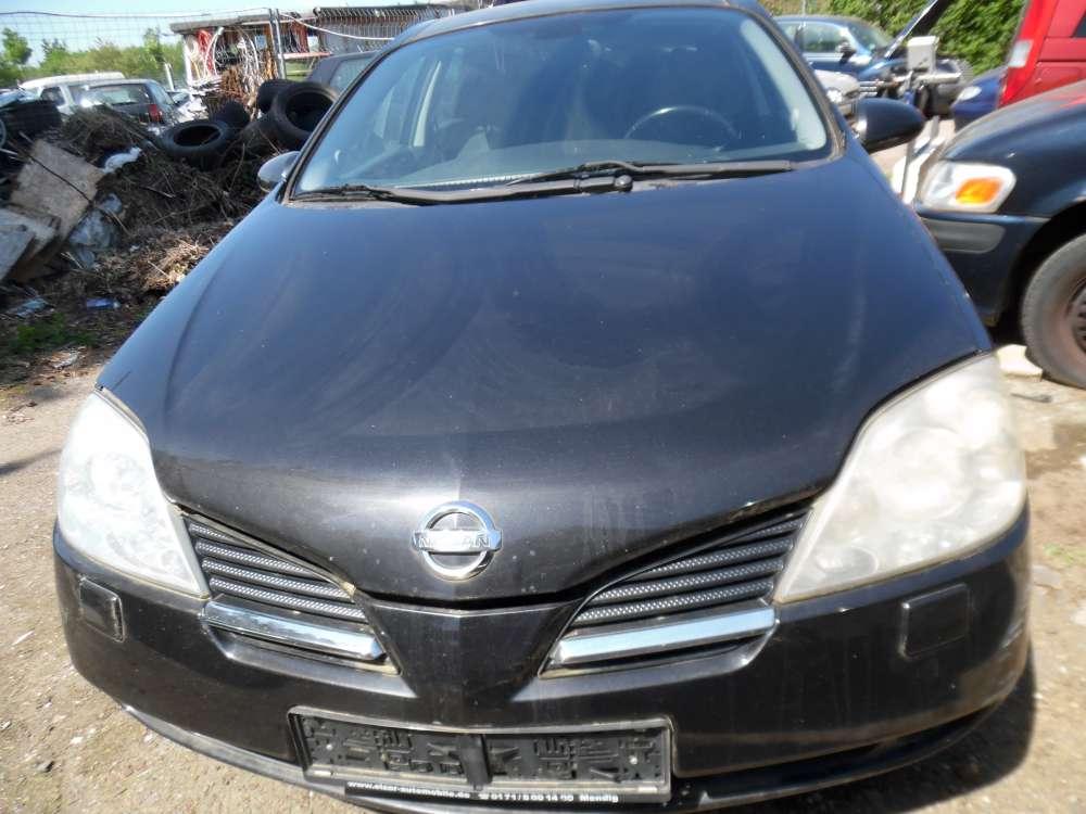 Nissan Primera P12 Kombi Bj:2003 Autoglas Frontscheibe Windschutzscheibe