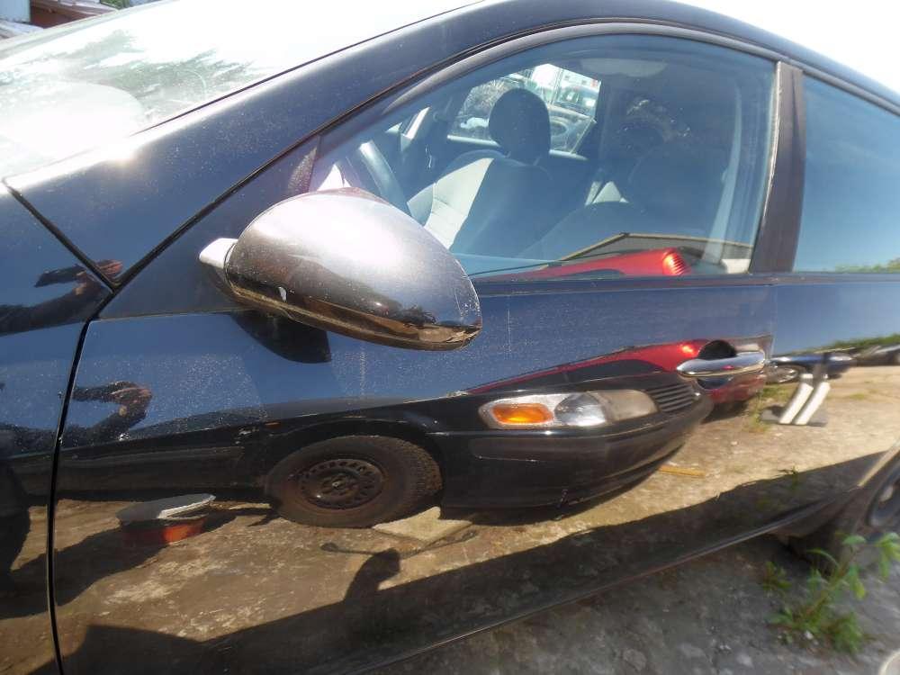 Nissan Primera P12 Kombi Bj:2003 Tür Vorne Links Farbe : schwarz