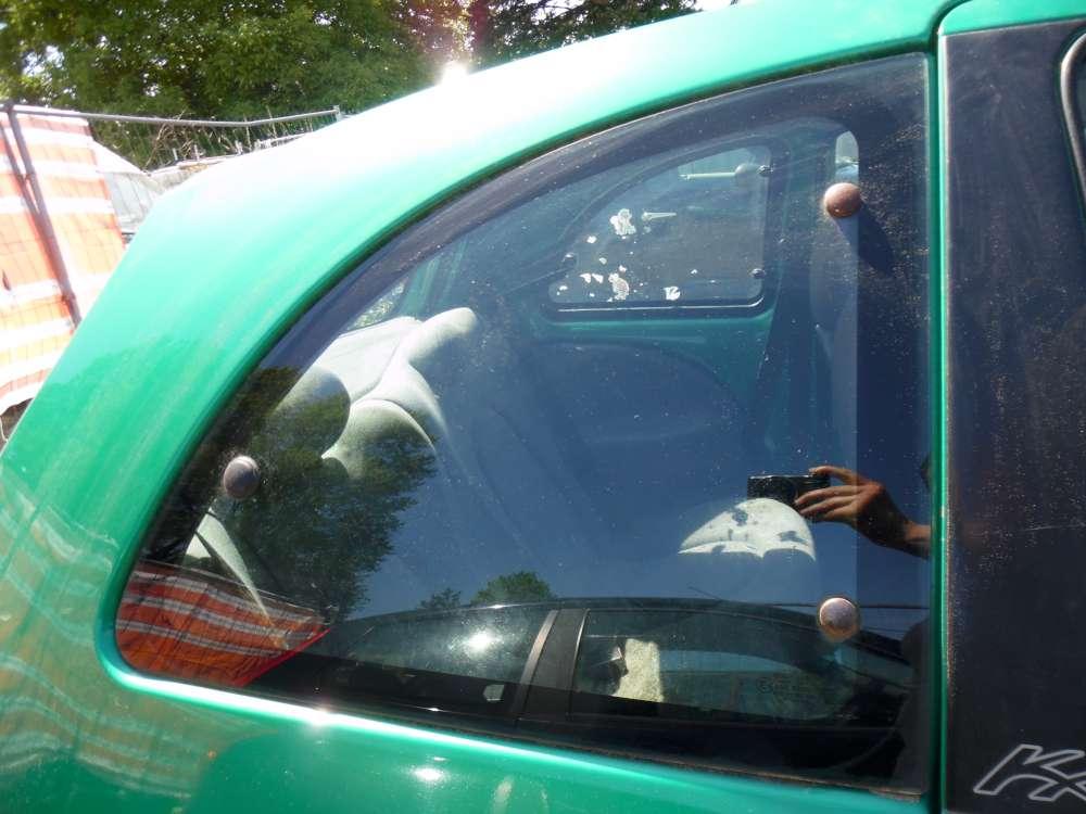Ford Ka Bj:2000 3Türer Dreieckscheibe Hinten Rechts