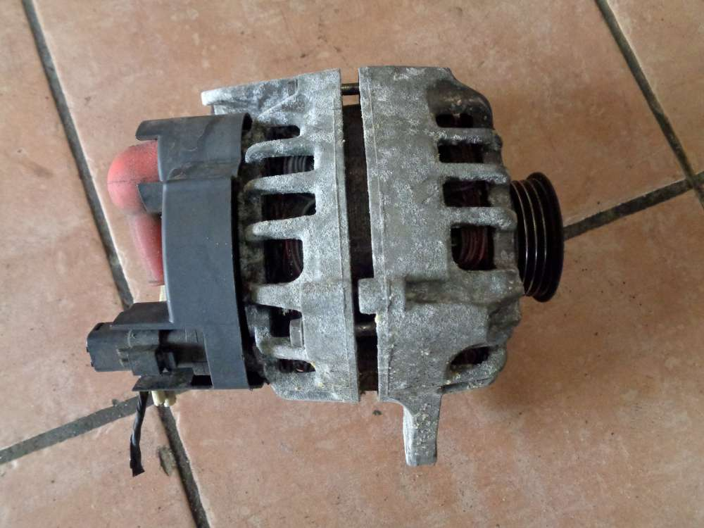 Nissan Micra III K12 Bj:2007 Lichtmaschine 14V 23100AX62B 2543488A