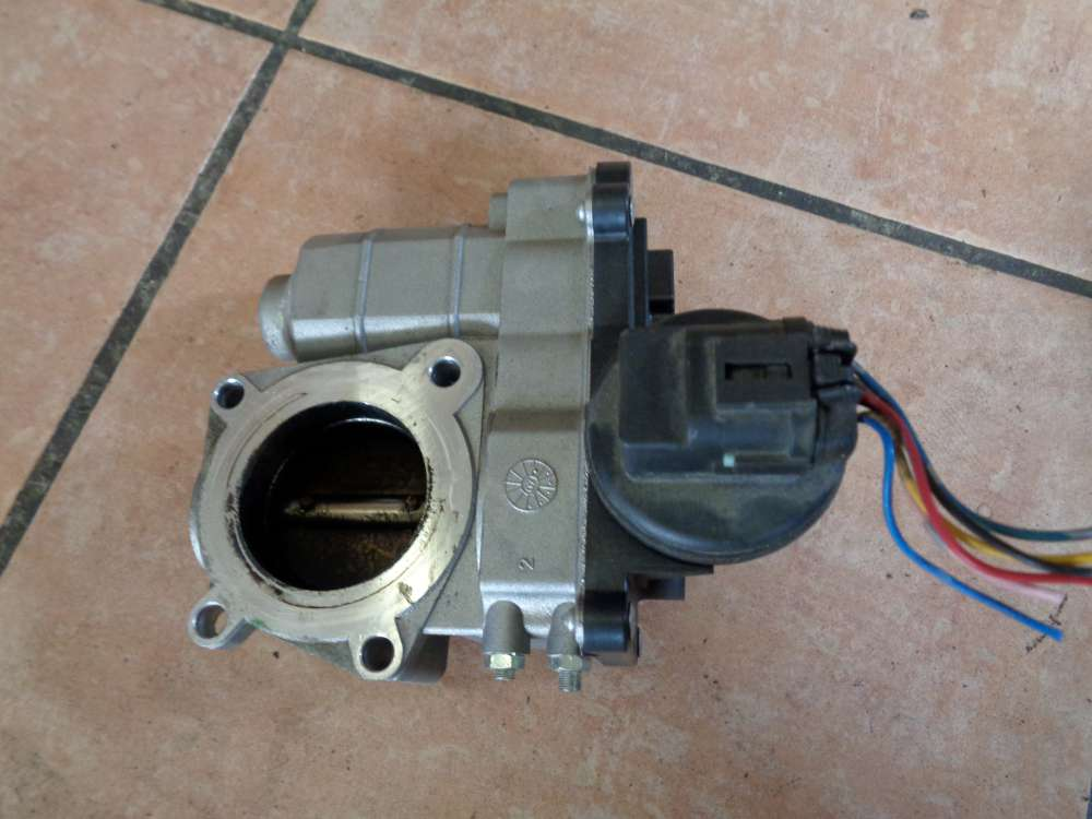 Nissan Micra III K12 Bj:2007 Drosselklappe RME45 01C  7806