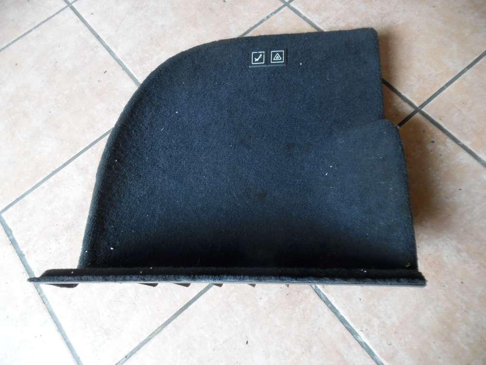 BMW E46 3er Verkleidung Klappe Kofferraum Links 8235629
