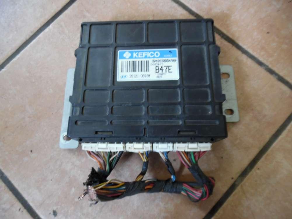 Hyundai Santa Fe SM Bj 2001 Motorsteuergerät 39121-38160