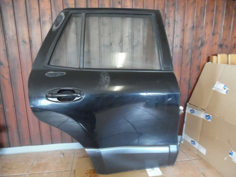 Hyundai Santa Fe Tür Hinten Rechts Schwarz
