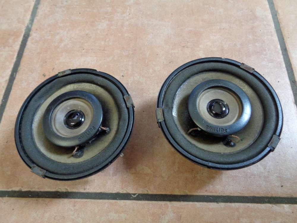PHILIPS car System Lautsprecher 60 Watt