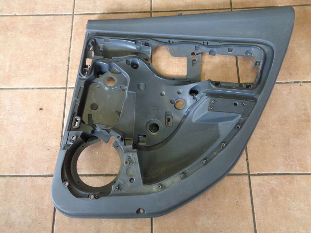 Seat Altea XL 5P Tür Türverkleidung Verkleidung Hinten Rechts 5P0867212