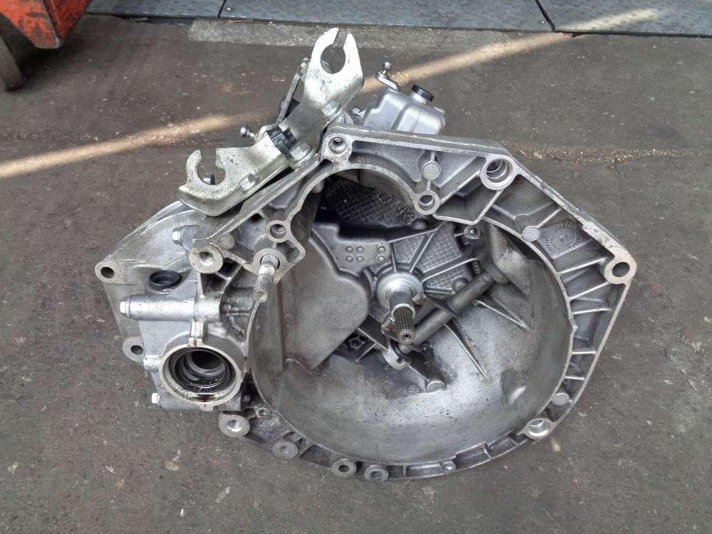 Fiat Panda 169 Getriebe Schaltgetriebe 55196599