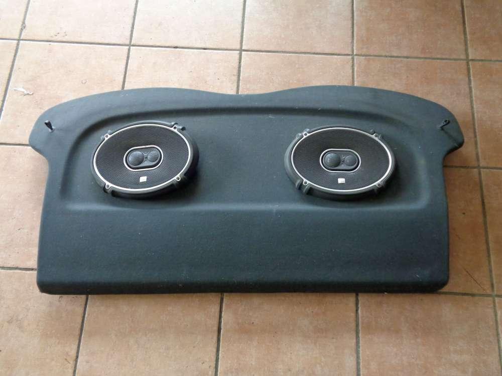 Audi A3 8L Hutablage Laderaumabdeckung mit Lautsprecher