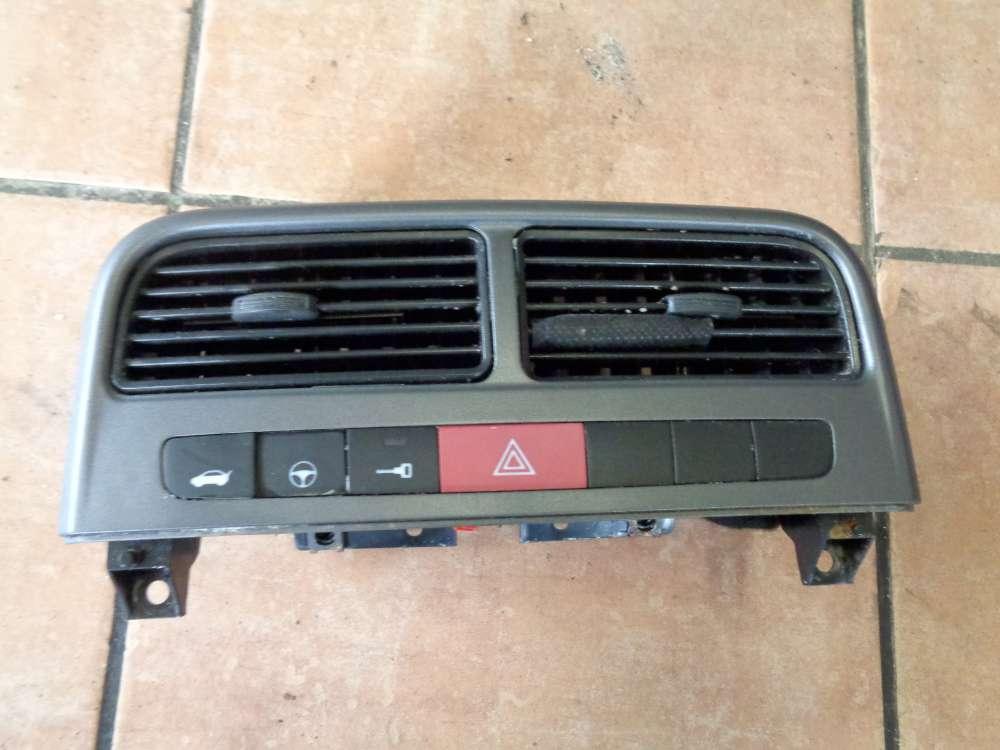 Fiat Grande Punto 199 Lüftdüse Mitte mit Schalterleiste 735386328