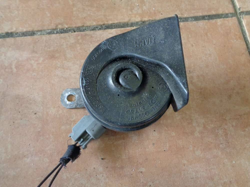 Fiat Grande Punto 199 Bj:2006 Hupe Signalhorn 0055306