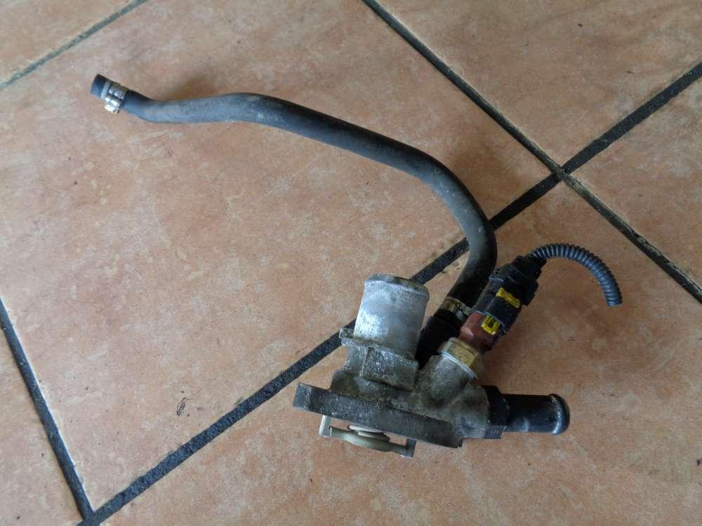 Fiat Grande Punto 199 Thermostatgehäuse mit Schlauch