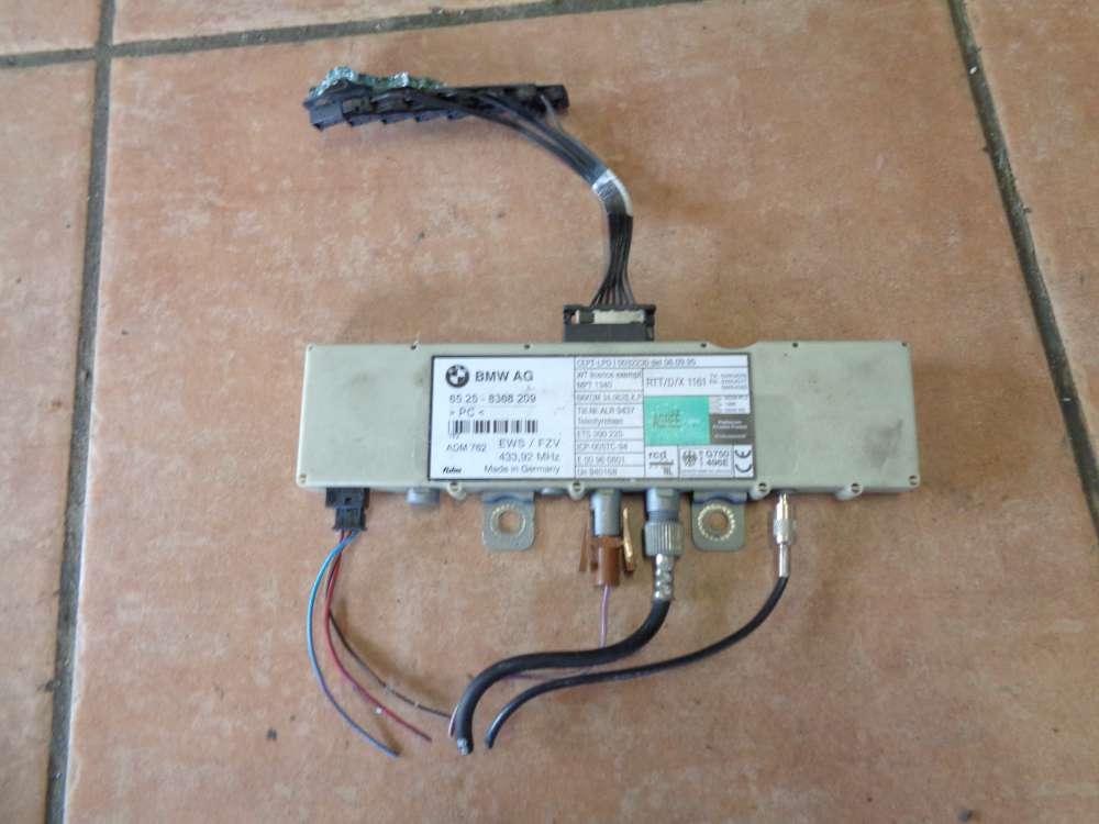 BMW 318i E46 Antennenverstärker Sperrkreis 8368209