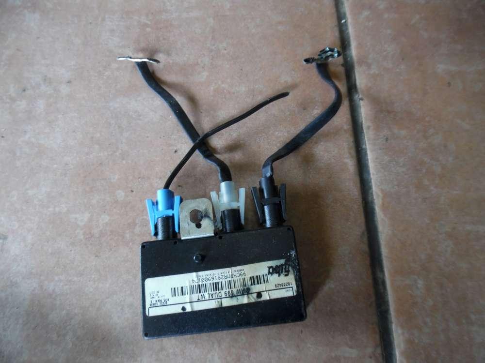 BMW 318i E46 Antennenverstärker Sperrkreis 8380944