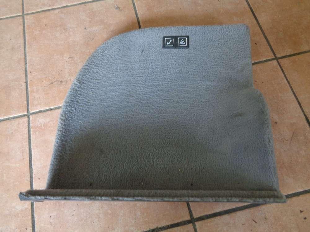 BMW 318i E46 Verkleidung Abdeckung Kofferraum Links 8208381