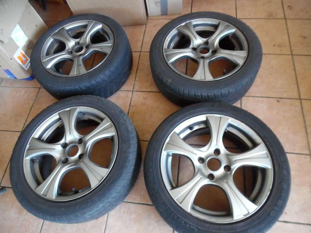 4 x Alufelgen ohne Reifen für Ford  7.0Jx16EH2  ET:42  4Loch