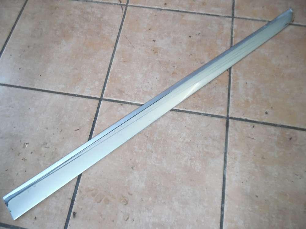 Opel Astra H Kombi Bj:2006 Türleiste Vorne Links Silber 24461096