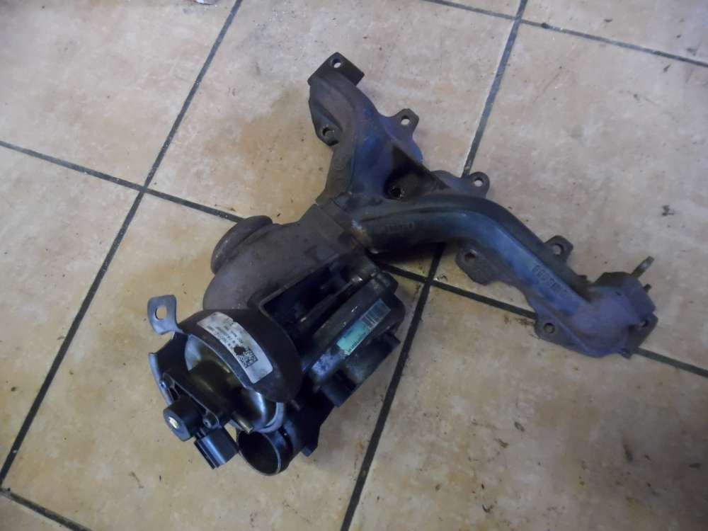 Ford S-Max Turbolader GT1749U 9658728580