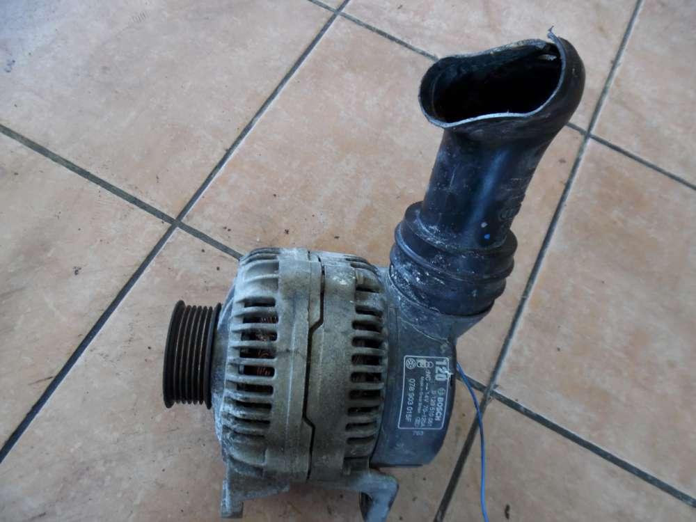 Audi A4 B5 Lichtmaschine Generator 078903015F