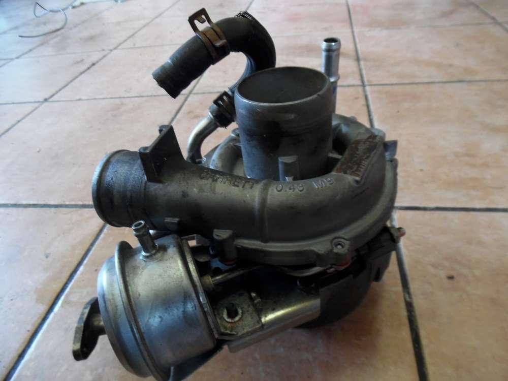 Renault Laguna II 1,9Dci Turbo Turbolader 770652-02