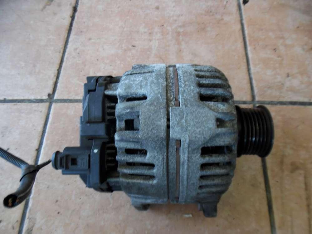 Skoda Fabia 6Y2 Lichtmaschine Generator 037903025M