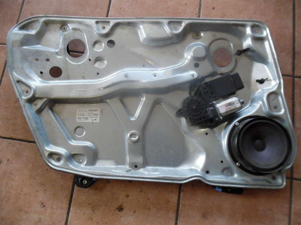 VW Passat 3B Fensterhebermotor Fensterheber Vorn Links 3B4837755