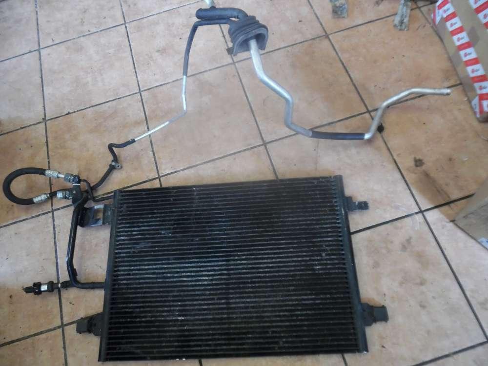 VW LT 28-46 II 2.8 TDi 97-07 Klimakühler mit Klimaleitung Klimaschlauch 4B0260401B