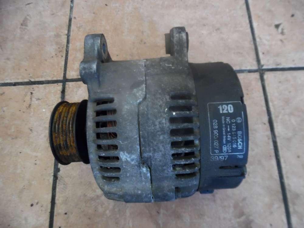 VW LT 28-46 II 2.8 TDi 97-07 Lichtmaschine Generator 028903027P