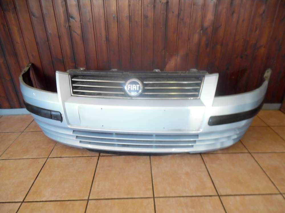 Fiat Stilo 192 Bj:2005 Stoßstange Vorne Hellblau